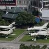 ベトナム防空・空軍博物館(ハノイ)