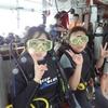 ハネムーンでラチャヤイ島体験ダイビング♪