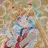 【グッズ】「美少女戦士セーラームーン」 ジグソーパズル モザイクアート 1000ピース 2017年11月発売予定
