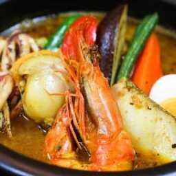 Kanakoのスープカレー 南1条店