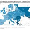 ヨーロッパのどの国が閉鎖的か