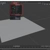 Blender2.8でスカルプトモデリングを行う その7(ブラシのストローク)