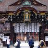京都・北野 - 牡丹雪舞う北野天満宮