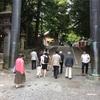 神社参拝研修旅行が行われました。       8 月28 日29 日