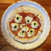 生地がおいしい!、森山ナポリのピザ