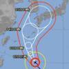 台風18号 915hPa