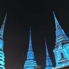 バンコク 夜の「ワット・ポー」へ!【タイのお寺】