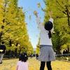 慶應日吉キャンパスのイチョウがめちゃくちゃキレイ 2020