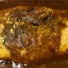 🚩外食日記(534)    宮崎ランチ   「Bruno(ブルーノ)」②より、【トロトロオムライス】【枝豆の冷製ポタージュ】‼️