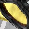 自動車内装修理#262 アルファロメオ/159 Q4 3.2JTS 革パンチングハンドル/ステアリングの擦れ補修+ステッチカラーリング