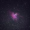 M16 へび座 M17 いて座 散光星雲 & 119