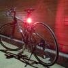 自転車用テールライトでおすすめ!【RAPID mini】