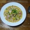 寒い冬にはスープパスタ④和風スープ
