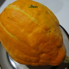 かぼちゃのパン?と秋の気配