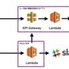 Amazon EchoからSlackに通知を出してみた(Cognito + API Gateway版)