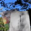【鎌倉いいね】撮れたて。小春日和の鎌倉で文学に触れる。