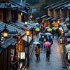 京都探訪下見でスイーツを楽しむ