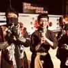 伊賀流手裏剣打選手権大会 団体戦にチーム「ボンジュール忍び」が出場!2018/03/10