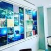 4つめの病院での海の写真展示決定