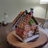 ジンジャーブレッドハウスを作りました
