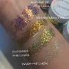 colour pop Glitterally obsessed【カラーポップ】【スウォッチ】