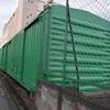 ワム80000とワラ1の廃車体計6両 栃木県