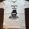 『俺たち文化系プロレスDDT』のジムオルークTシャツ