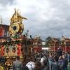 中止から一年経つ祭りは...新しい祭りの在り方。