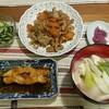 2016/09/21の夕食