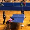 女子シングルス二回戦!全国中学校卓球大会・三重県大会