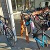 銀杏サイクリング&トークショー
