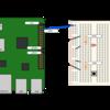 Raspberry Pi でスイッチを使ったLED点灯をしてみた。(Node.js)