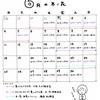 木ノ花6月のスケジュールなど