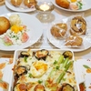 【洋食】ハロウィンの夜ご飯/Dinner on Halloween Day