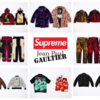 "【4月13日(土)発売】 ""JEAN PAUL GAULTIER × SUPREME 2019SS WEEK7"""