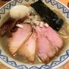 つじ田 奥の院で煮干しらーめん(飯田橋)
