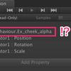 【Unity】FBXをアニメーションクリップ化せずにカスタムプロパティを差し替える