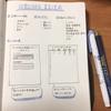 わたしの読書管理表アイデアをノートにまとめてみました