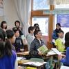 武内小にて今年度最後の公開授業 代田飯田市教育長講演会もおこないました