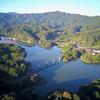 緑水湖(鳥取県南部)