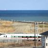 JR常磐線、全線運転再開へ (2)試運転のE657系を追う