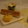 ANAマイル特典で行くL.A.・サンノゼの旅⑤成田ロサンゼルス間ビジネスクラス機内食