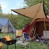 長月の十五 / キャンプ