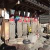 哀れな家族たちを慰める 舟にのった六地蔵(横浜市中区)