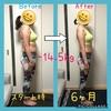 【トータル-14.5kg!】月曜断食ダイエット〜6ヶ月経過〜