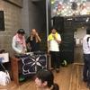 表町のカフェ・「ヒバリ照ラス」のDJイベントに行ってきた