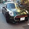 ミニ・クーパーの新車!!(1)