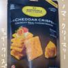 ソノマ・クリーマリーのチェダーチーズクリスプを食べた感想【アメリカ】