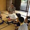 8月20日  組集会「ロープ結び集会」