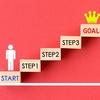 目標達成を諦めてしまいがちな人必見!【目標に飲み込まれない方法】とは?